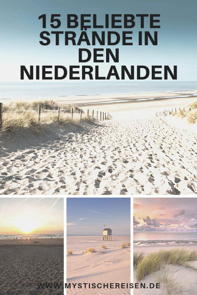 15 Beliebte Strände In Den Niederlanden