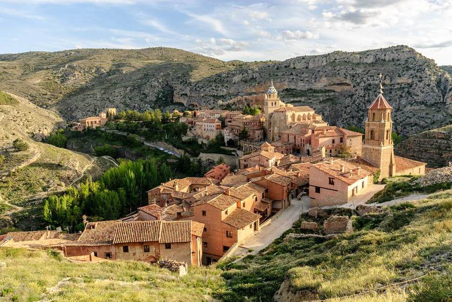Albarracin_Urlaub