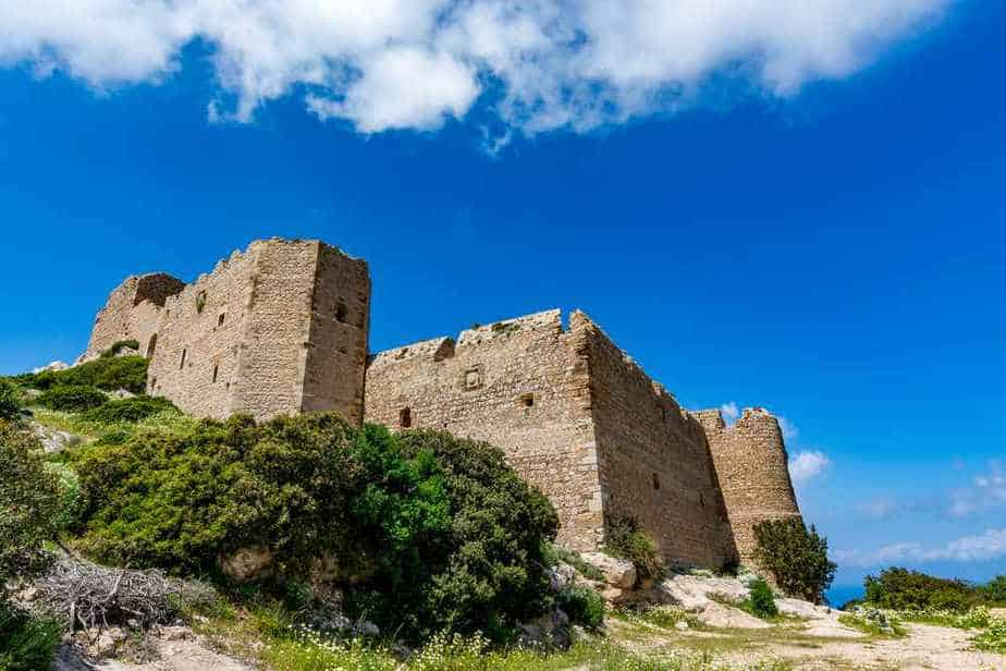 Burg Kritinia