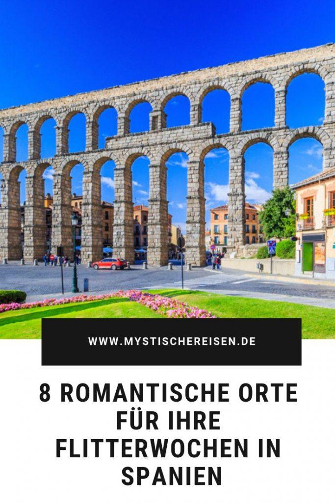 8 Romantische Orte Für Ihre Flitterwochen In Spanien