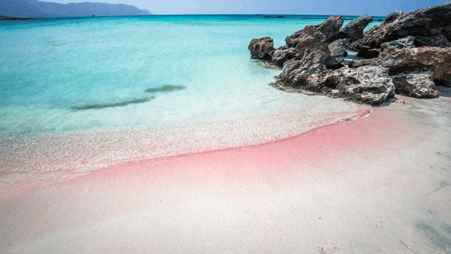 Elafonisi, Griechenland