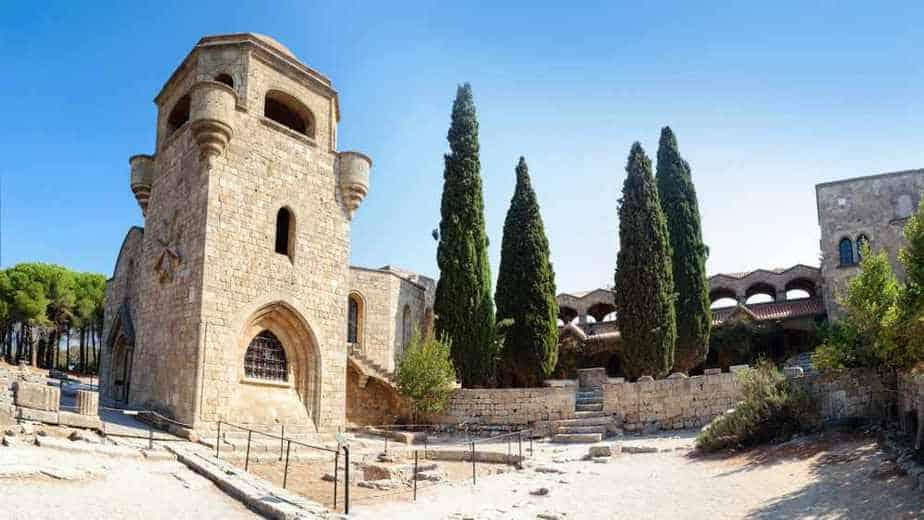 Kloster von Filerimos