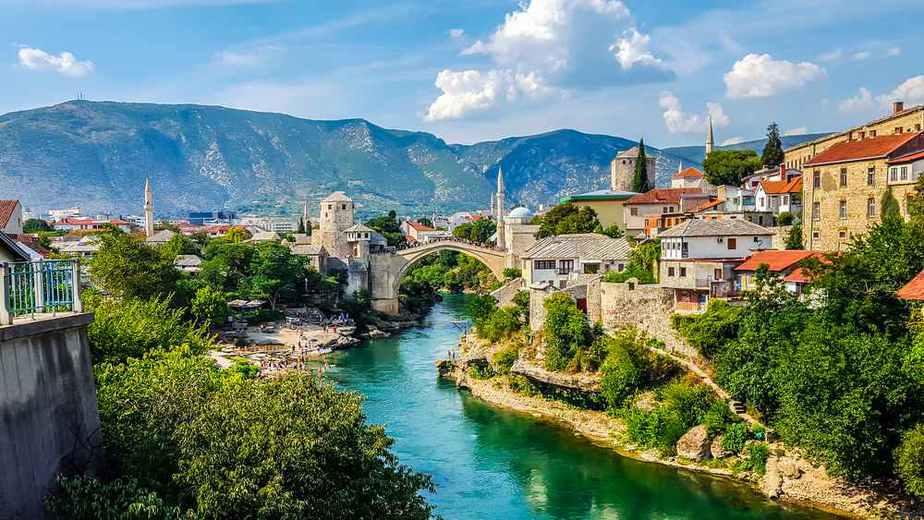 Mostar, Bosnien und Herzegowina