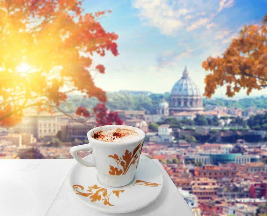Rom_Italien_Cafés