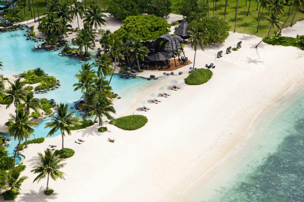 Seagrass Bay, Laucala Island, Fidschi