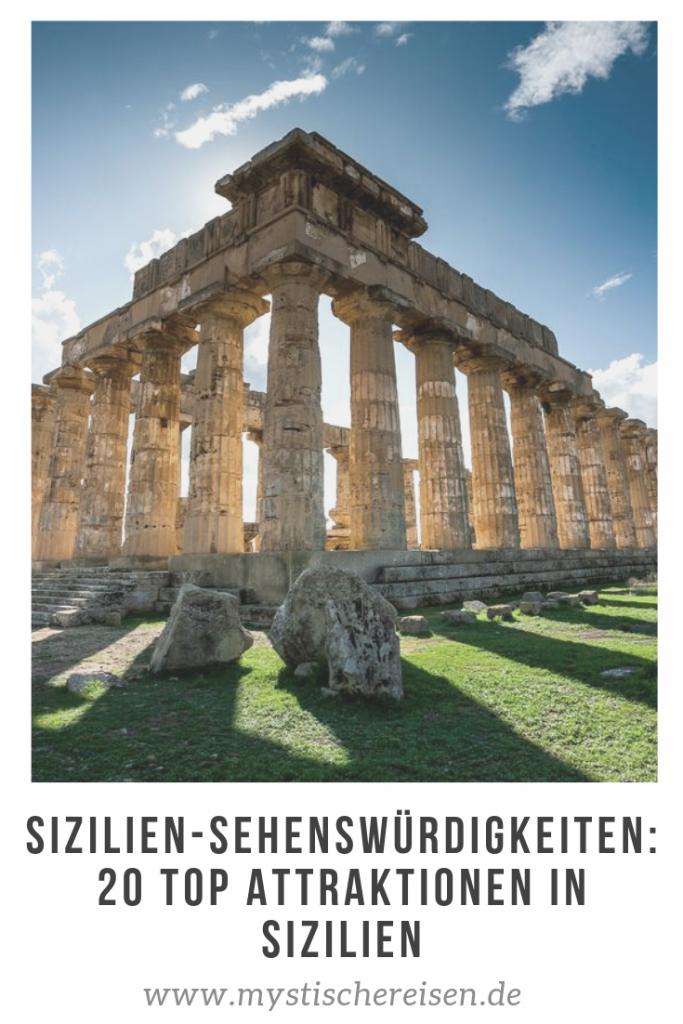 Sizilien-Sehenswürdigkeiten: 20 Top Attraktionen In Sizilien