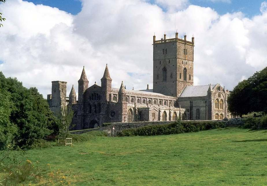St. David´s Cathedral
