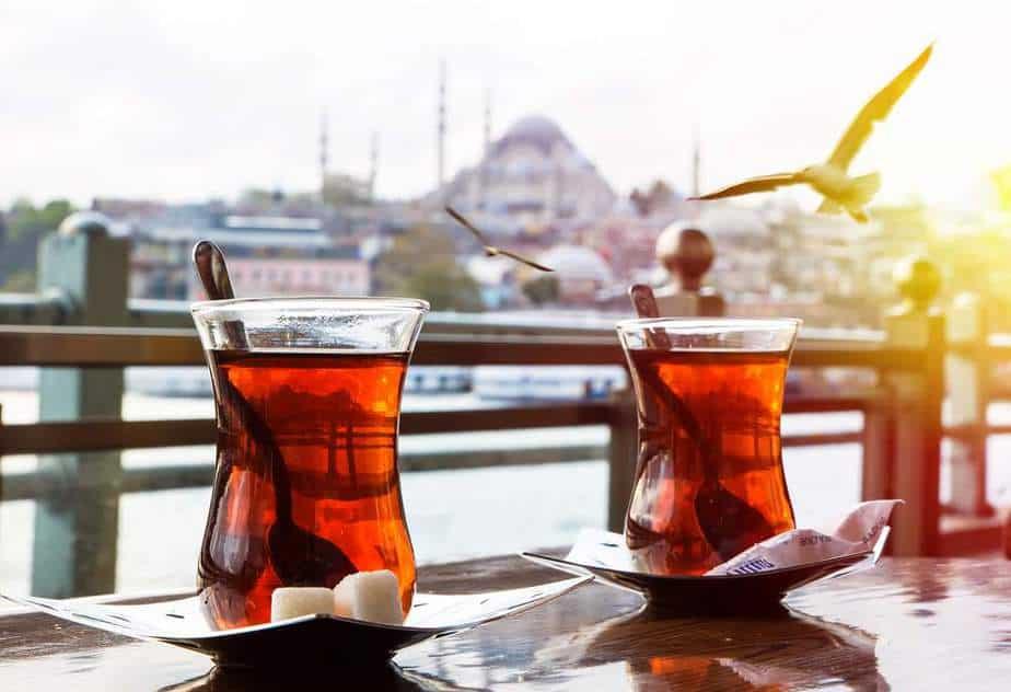 Türkische Tees