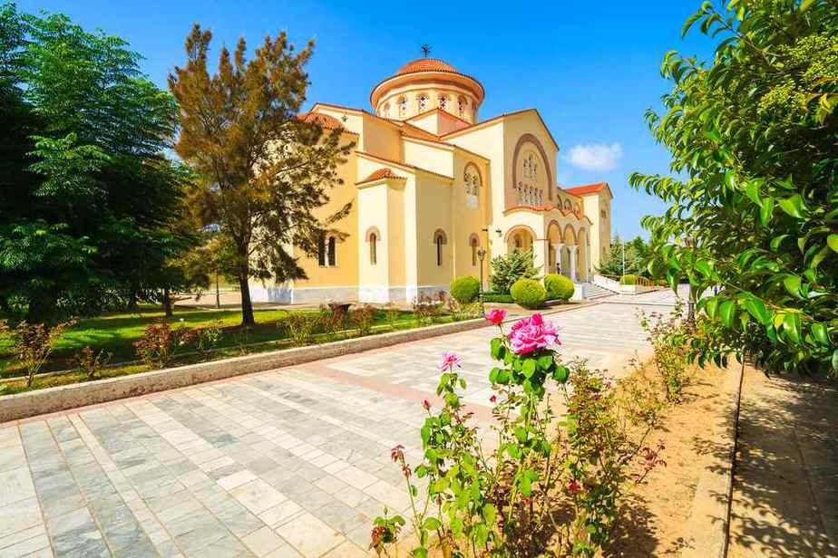 Agios Gerasimos Kloster