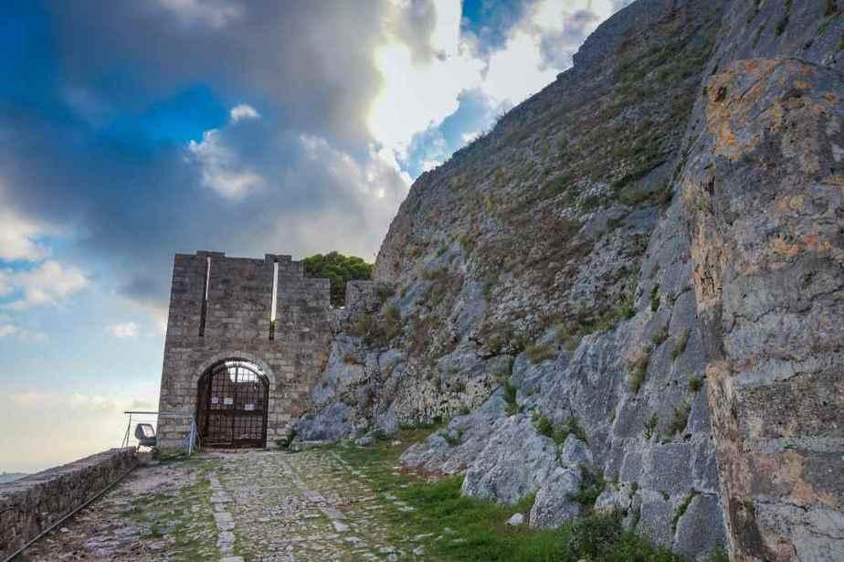 venezianische Burg des Heiligen Georg