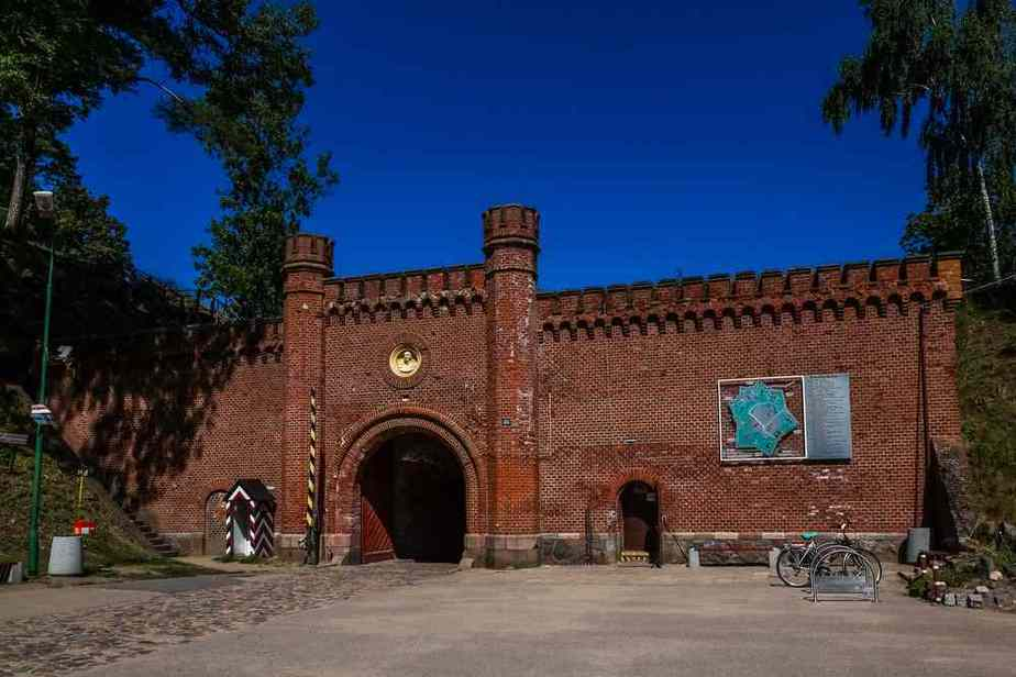 Boyen Festung