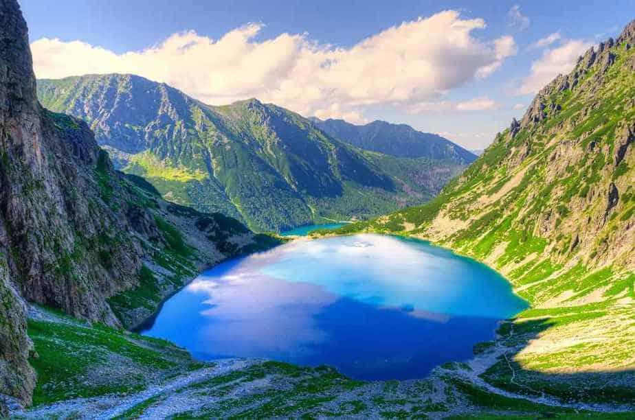 Der See Morskie Oko
