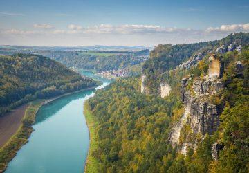 Die 12 Längsten Flüsse Europas