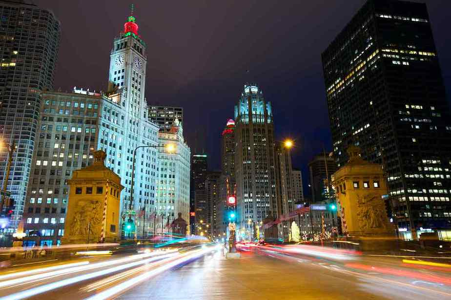 Die Magnificent Mile