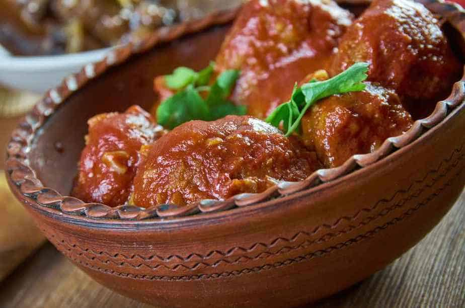 Fleischbällchen - Belgische Spezialitäten