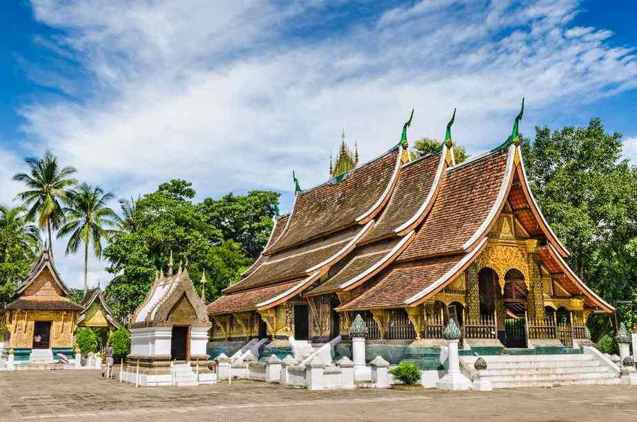 Luang Prabang - Laos Sehenswürdigkeiten