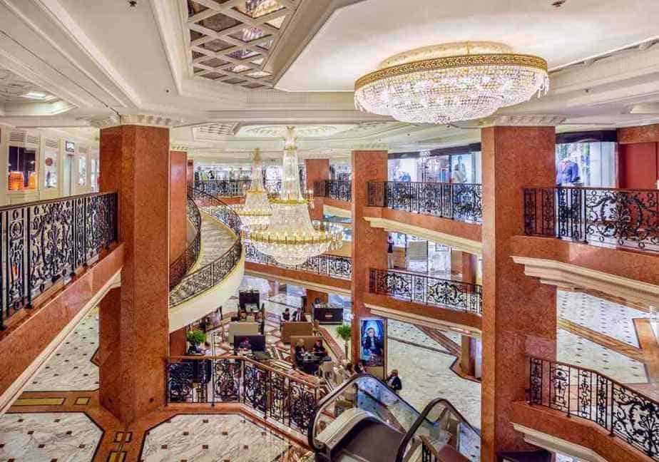 Metropole-Einkaufszentrum