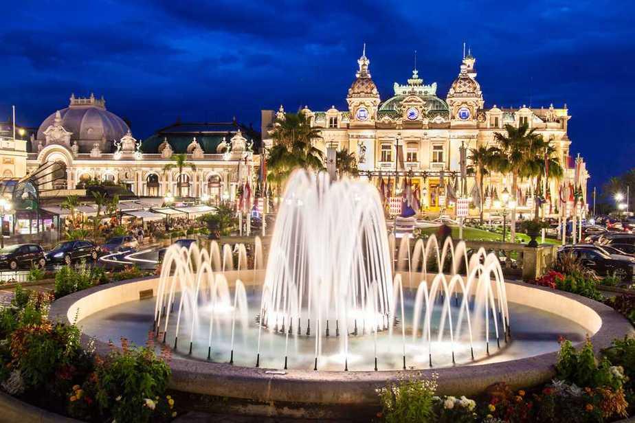 Monte Carlo Casino - Monaco Sehenswürdigkeiten