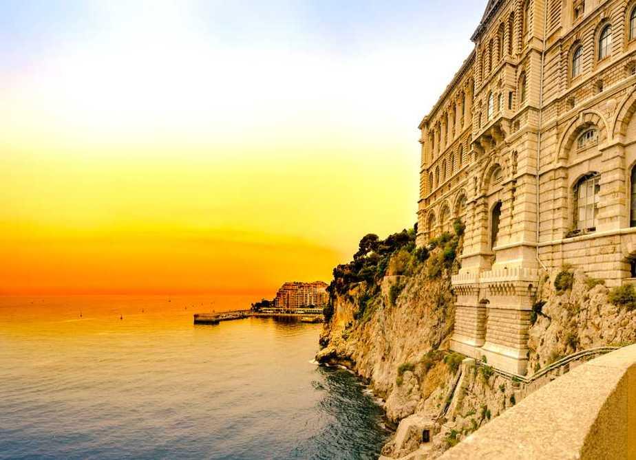 Ozeanographisches Museum von Monaco - Monaco Sehenswürdigkeiten