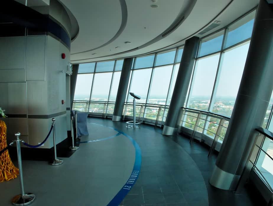 Sky Deck Terminal