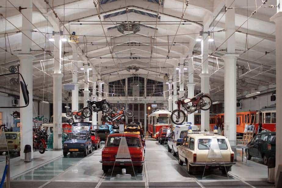 Technick  und Verkehrsmuseum