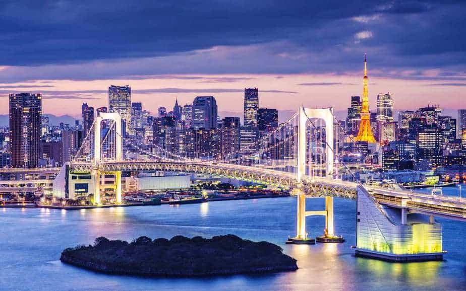 Tokio, Japan