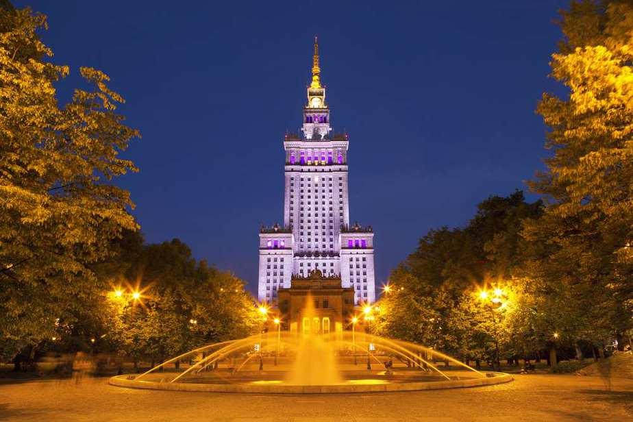 Warschau Wissenschaft