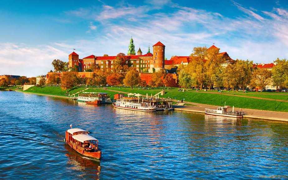 Wawel Schloss