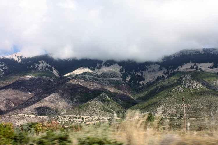 "Mount Enos: der ""Schwarze Berg"""