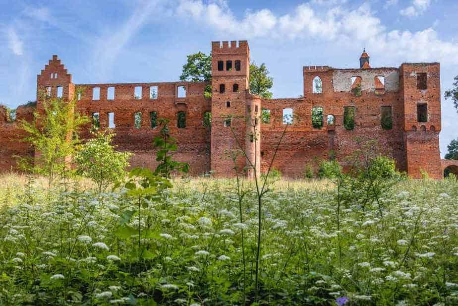 teutonische Vergangenheit von Kętrzyn