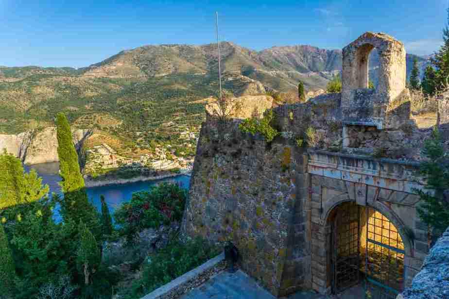venezianische Burg von Assos