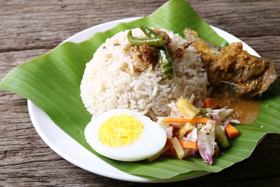 Malaysische Küche: 10 Gerichte, Die Sie Probieren Müssen