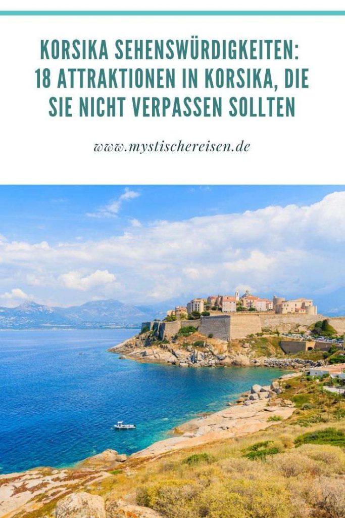 Korsika Sehenswürdigkeiten: 18 Attraktionen In Korsika, Die Sie Nicht Verpassen Sollten