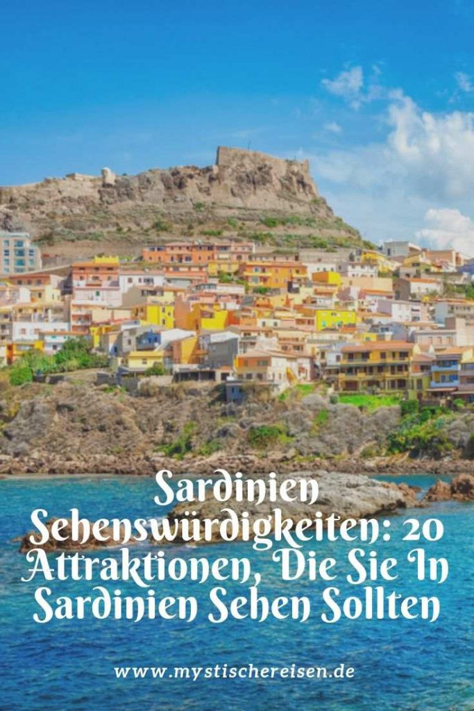 Sardinien Sehenswürdigkeiten: 20 Attraktionen, Die Sie In Sardinien Sehen Sollten