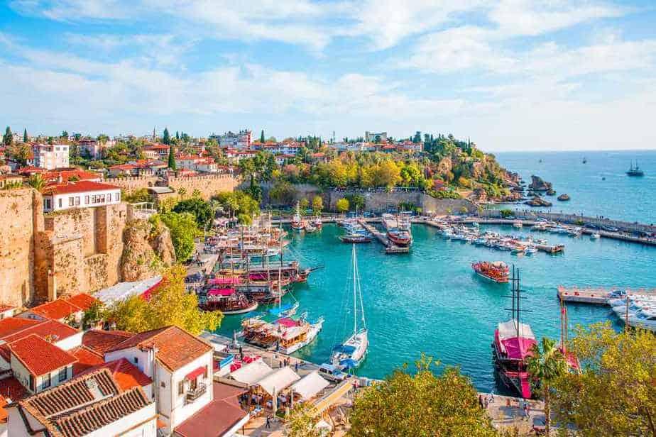 Antalya Altstadt (Kaleiçi)