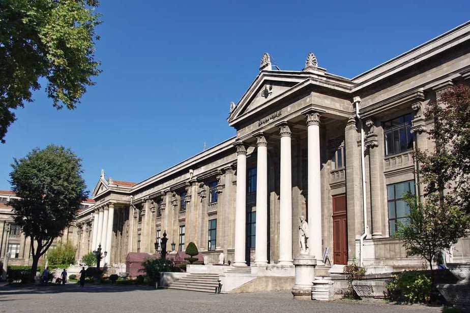 Archäologisches Museum Istanbul Istanbul Sehenswürdigkeiten: Die 20 Besten Attraktionen