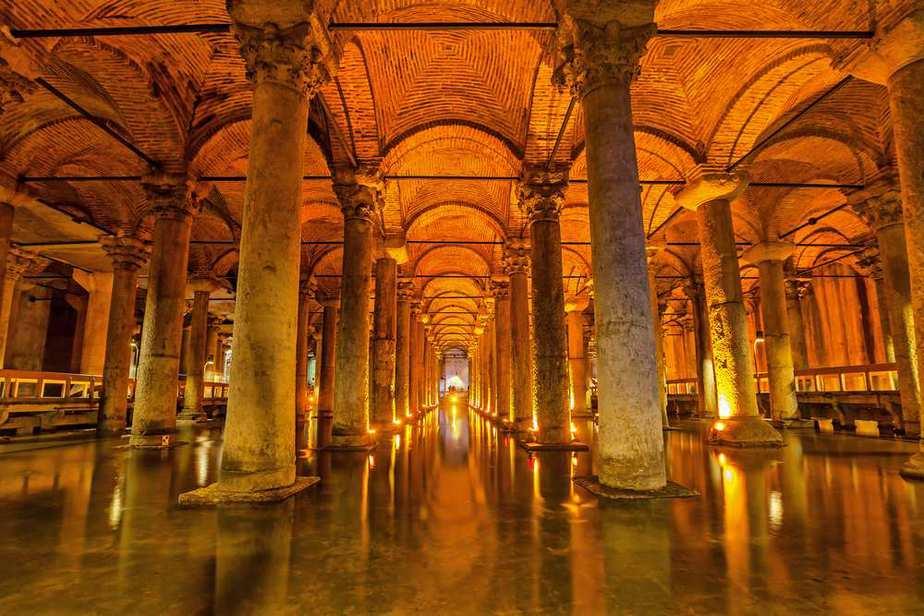 Basilica Cistern Istanbul Sehenswürdigkeiten: Die 20 Besten Attraktionen