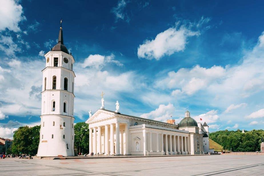 Cathedral Basilica (Die Erzbischöfliche Basilika)