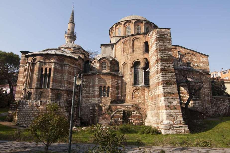 Chora Kirche  Istanbul Sehenswürdigkeiten: Die 20 Besten Attraktionen