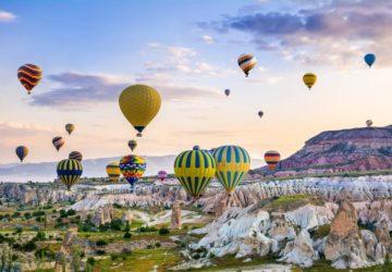 Die Top 15 Sehenswürdigkeiten der Türkei