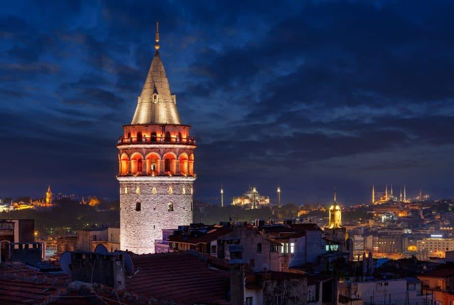 Galata-Turm Istanbul Sehenswürdigkeiten: Die 20 Besten Attraktionen