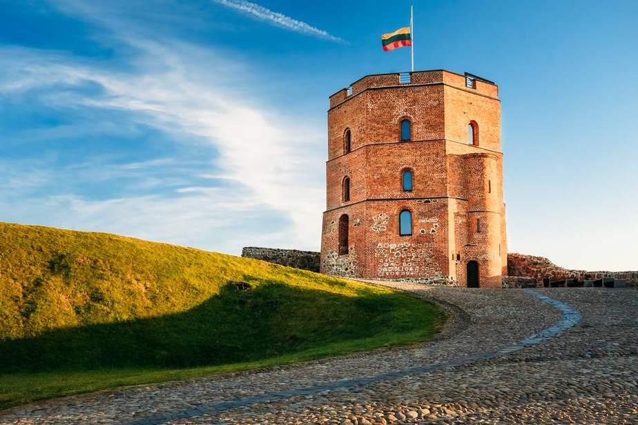 Gediminas' Tower (Gediminas-Turm)