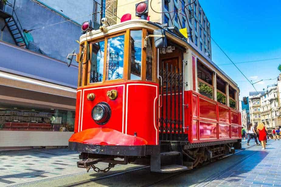 Istiklal Caddesi and Taksim Istanbul Sehenswürdigkeiten: Die 20 Besten Attraktionen