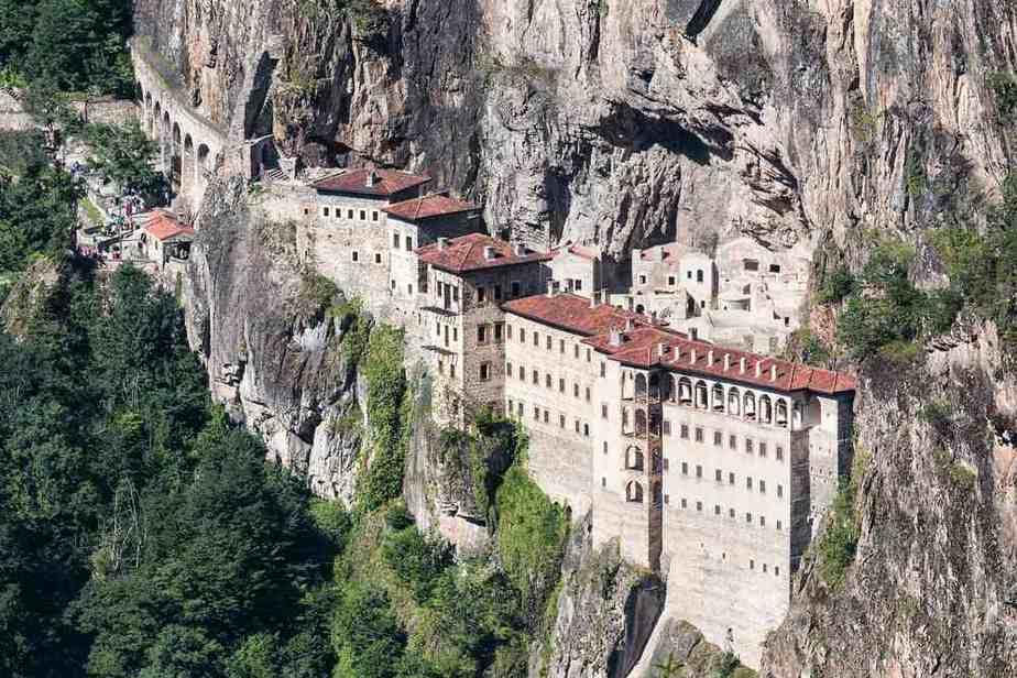 Kloster Sumela