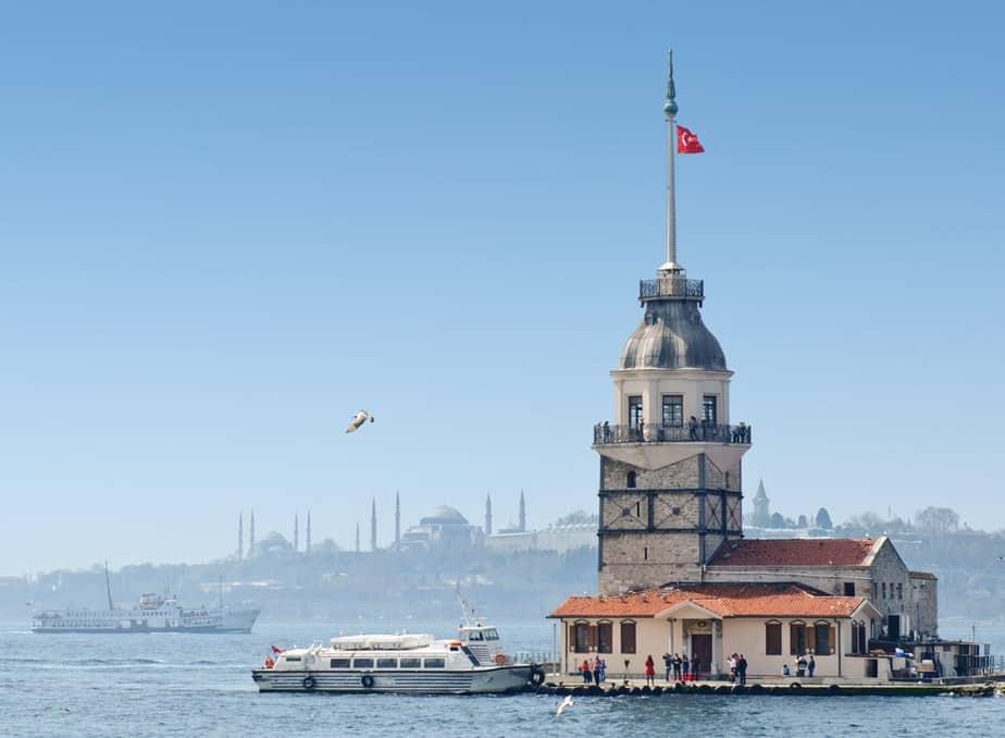 Maiden's Tower Istanbul Sehenswürdigkeiten: Die 20 Besten Attraktionen