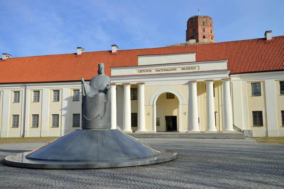 National Museum of Lithuania (Litauisches Nationalmuseum) Vilnius Sehenswürdigkeiten