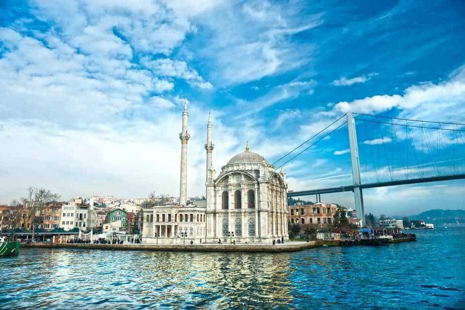 Ortaköy-Moschee Istanbul Sehenswürdigkeiten: Die 20 Besten Attraktionen