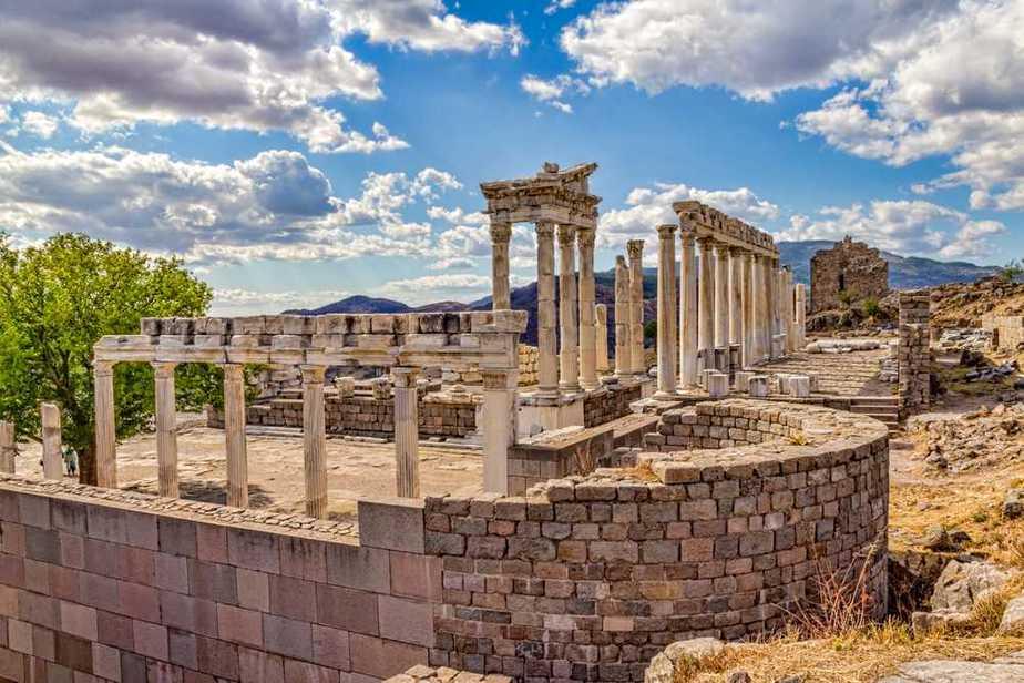 Pergamon Türkei Sehenswürdigkeiten