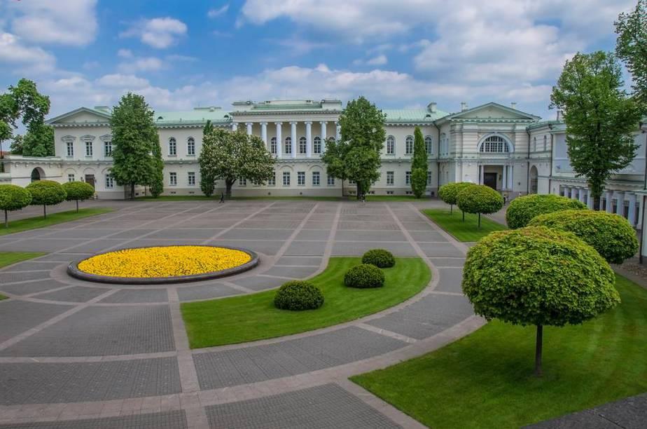 Presidential Palace (Präsidentenpalast)