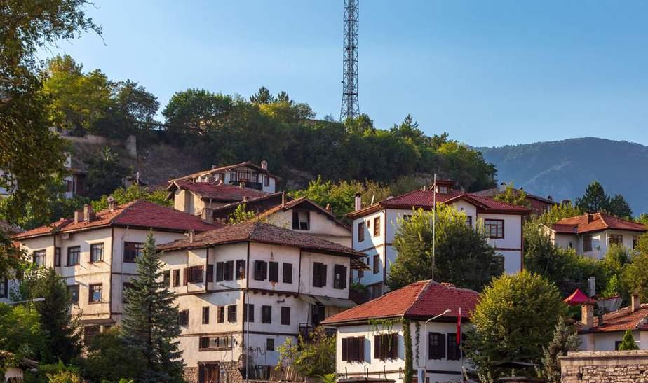 Safranbolu Türkei Sehenswürdigkeiten
